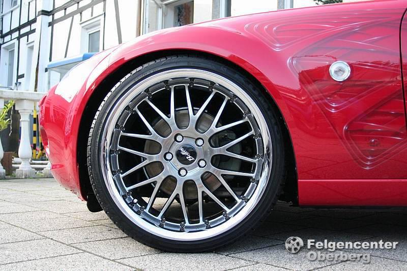 Alufelgen News Mazda Mx 5 Umbau